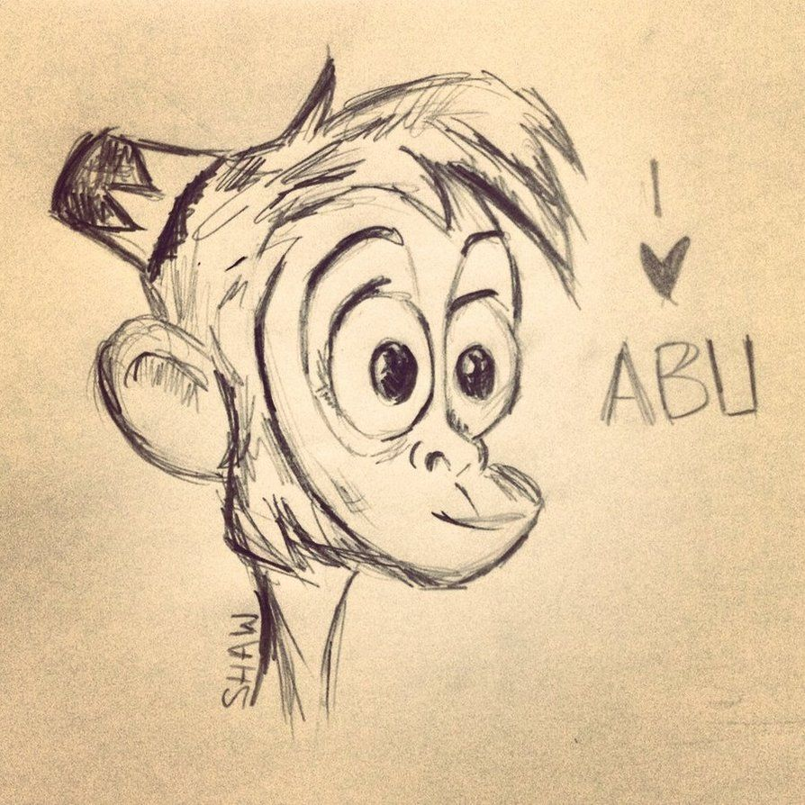I Love Abu, he will always be my favourite