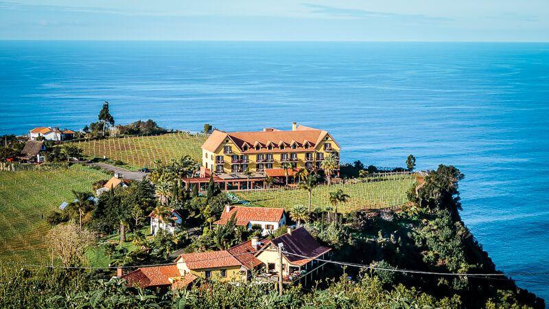 Pin auf Madeira urlaub