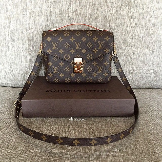 af80b787c00 lv pochette metis Hello beauty .... Welcome to the family ...