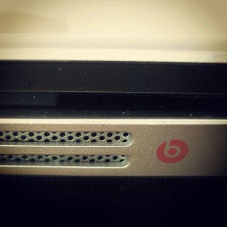 HP laptop & beatsaudio