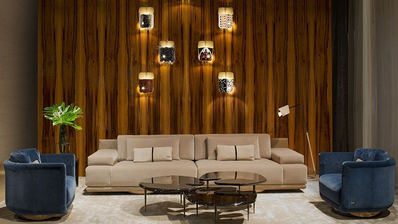 Fendi Arredamento ~ Salone del mobile fendi casa presents six shades of palmer