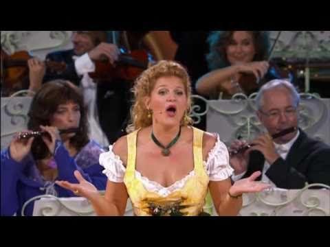 Two Little Italians Hq Mirusia Louwerse Andre Rieu Youtube