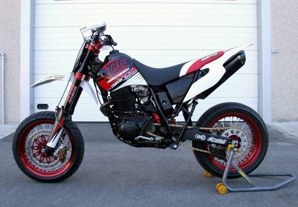 Yamaha Ttr 630 Motard 3 Yamaha Bikes Supermoto Stunt Bike