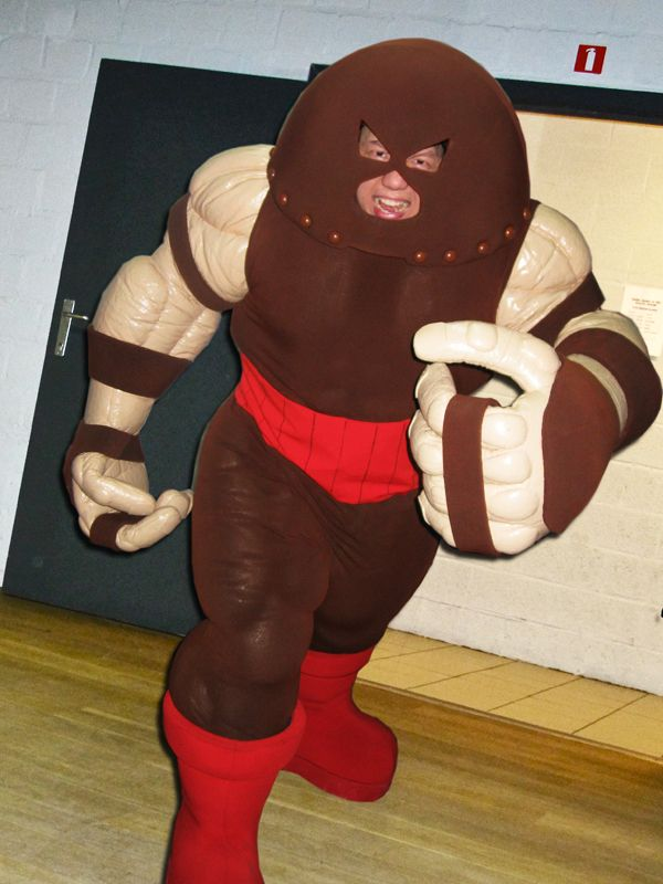 Master Chai Juggernaut From Marvel Comics Marvel Cosplay Epic Cosplay Best Cosplay