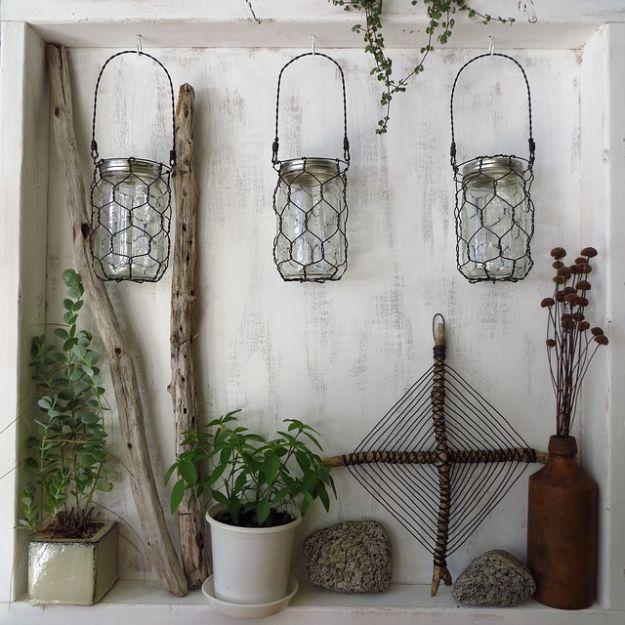 Bild von 32 Cool Mason Jar Crafts You Can Do At Home [