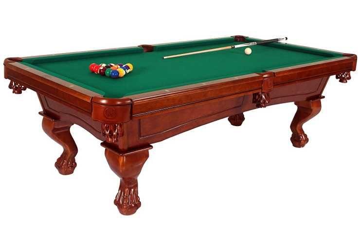 how to set up pool balls uk