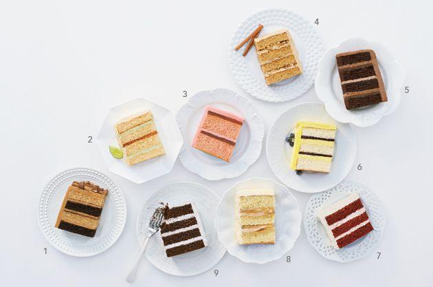 15 Unique Wedding Cake Flavors That Go Far Beyond Vanilla