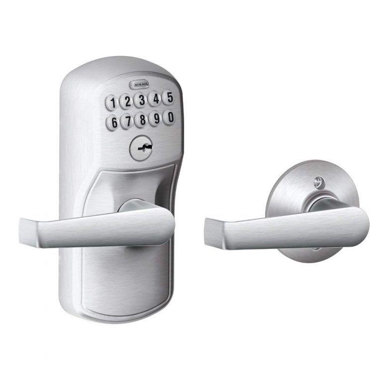 The 10 Best Keyless Door Locks In 2020 For Home Security Keyless Door Lock Keypad Door Locks Door Levers