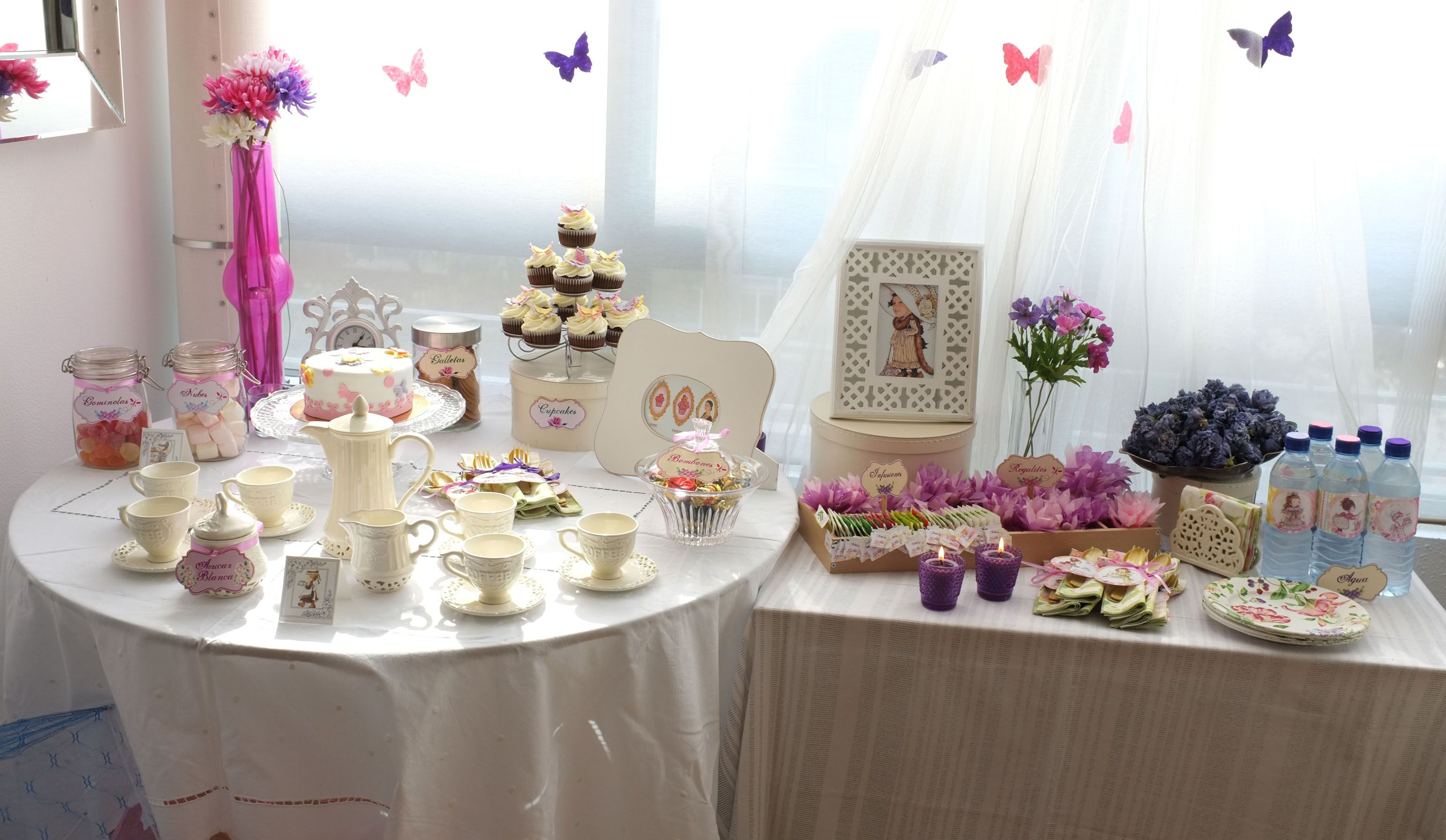 Vintage Tea Party Decoration Ideas