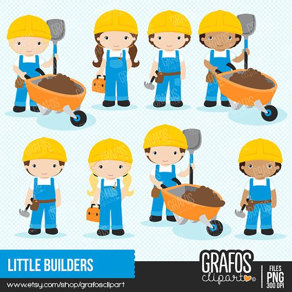 Free Builders Cliparts, Download Free Clip Art, Free Clip Art on Clipart  Library