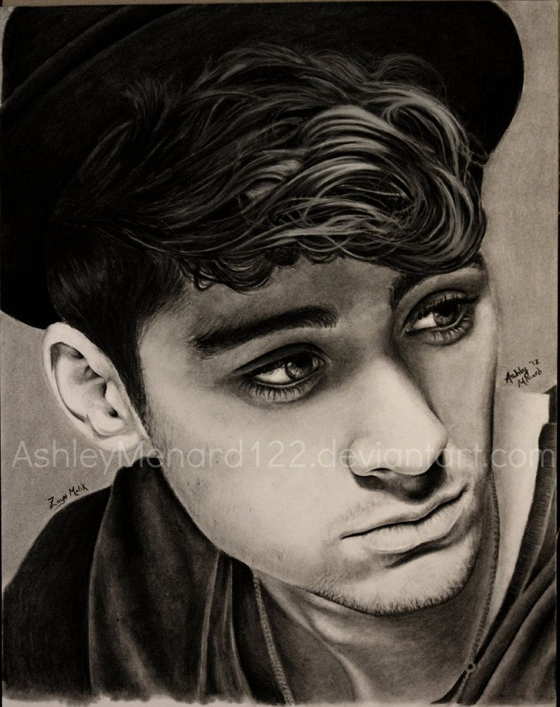 Zayn malik have to say thats the best drawing of zayn i have ever seen