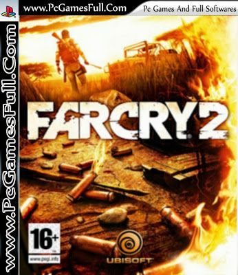 Far Cry 2 (Video Pc Game) Highly Compressed,Setup,RIP,Free