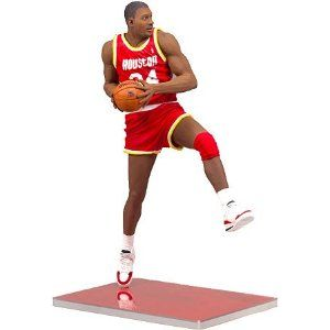 ac9775d1dfa McFarlane Toys NBA Sports Picks Legends Series 5 Action Figure Hakeem  Olajuwon