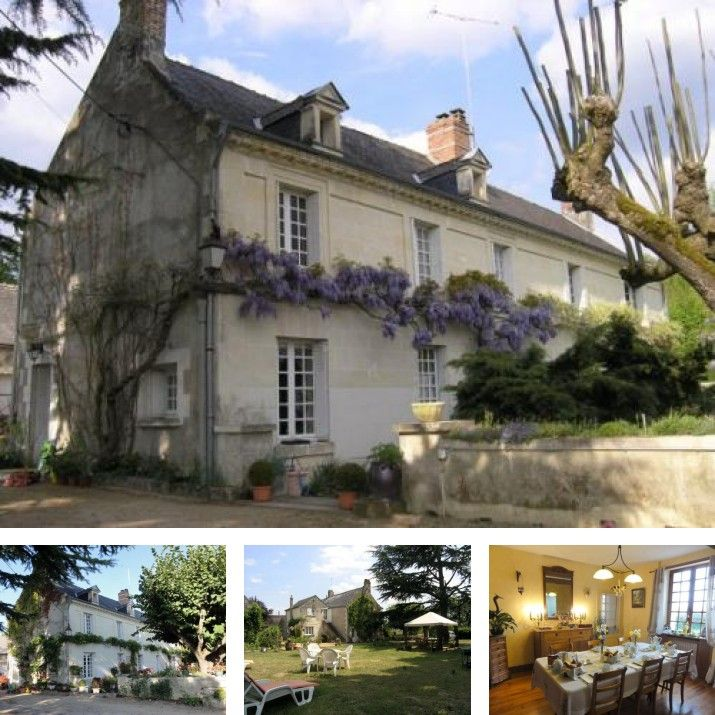 Bed & Breakfast in Saint-Patrice (Indre-et-Loire, Centre) - France-Voyage.com