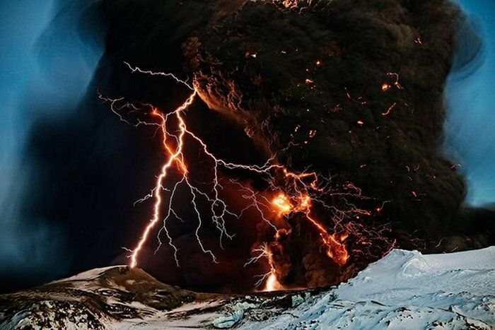 10 Stunning Photos: The True Beauty Of Lightning - HitFull.com