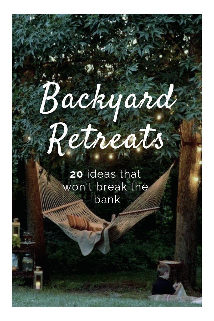 20 Amazing Backyard Ideas That Won't Break The Bank   Yard Surfer