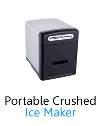 Portable Crushed Ice Maker Crushed Ice Maker Home Crushed Ice