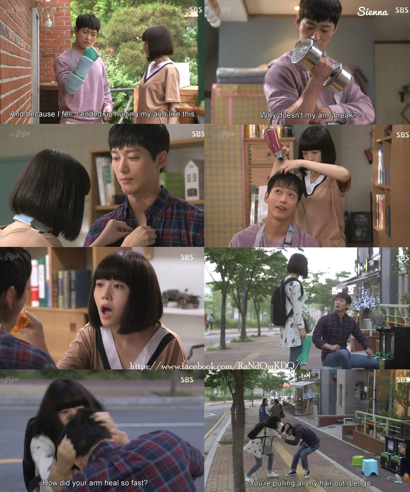 Beautiful Gong Shim #korean #drama