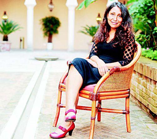 First Saudi woman filmmaker, Haifaa Al Mansour ...