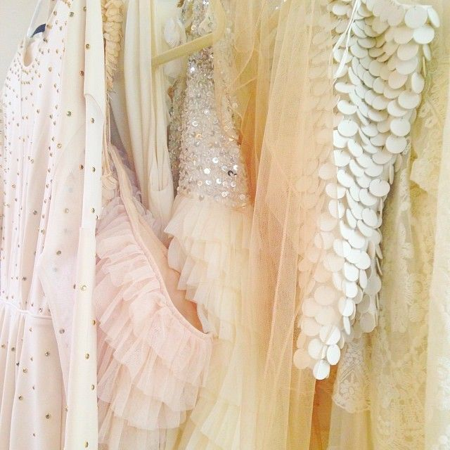 sparkle, sequins, and tulle