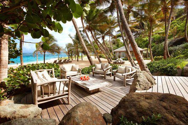 Serene holiday villa on the caribbean coast sunrise house freshome