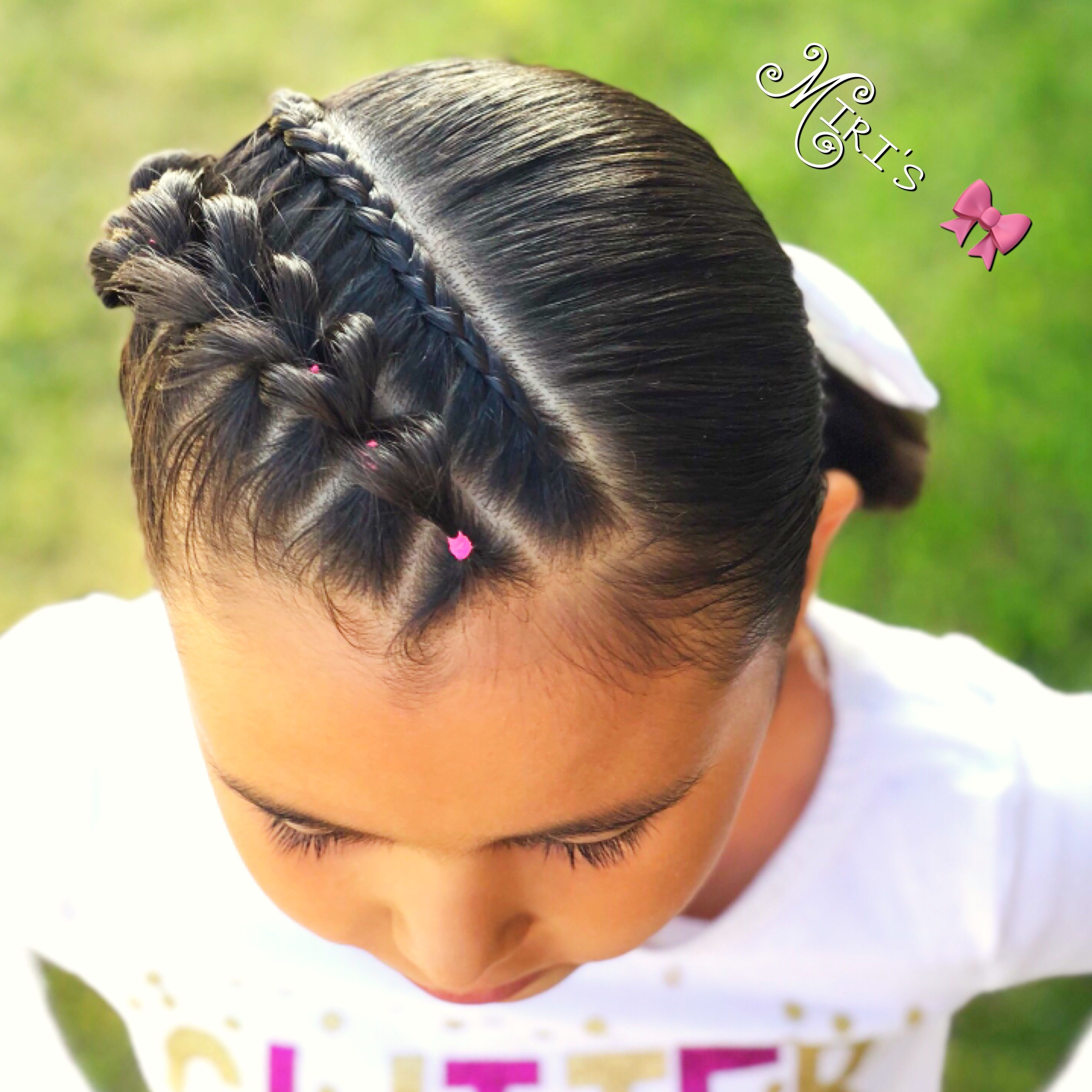 Hair style for little girls with short hair black hairstyles in