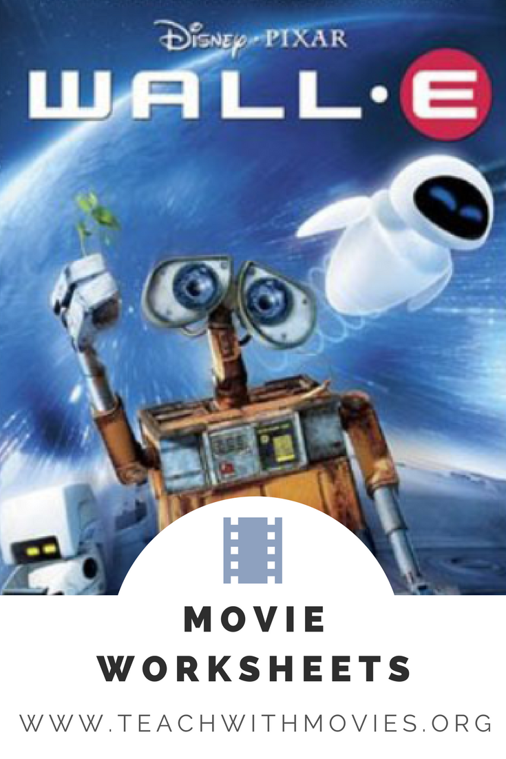 Teachers any movie with this read-to-use worksheet. On ...