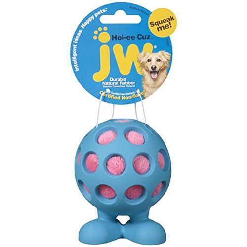 Jw Pet Company Hol Ee Cuz Dog Toy Large Multicolor Details
