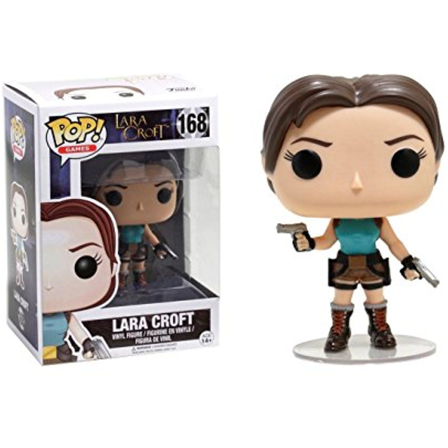 Funko Pop Games Tomb Raider Lara Croft Toy Figure Click Image To Review More De S This Is An Affiliate Link Actionfiguresstatues