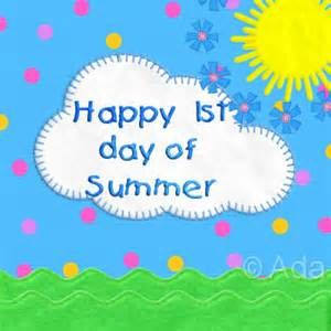 Exceptional Happy First Day Of Summer: June 21