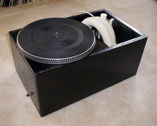 Diy Vinyl Record Cleaner My Design Borrows From This But Is Different Working On It Record Cleaner Clean Vinyl Records Vinyl Records Diy