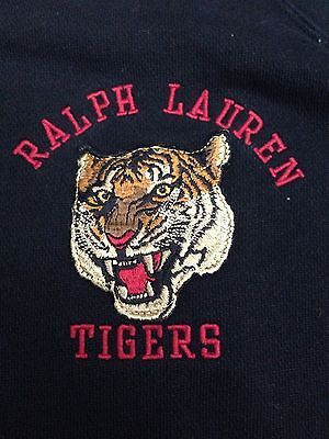 Ralph Stadium Polo Tigers P VarsityRare Indian Lauren Jacket Wing fb6g7y