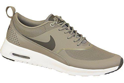 huge discount 59e74 bbb43 Nike - Wmns Air Max Thea - Chaussures De Sport, femme, gris (iron