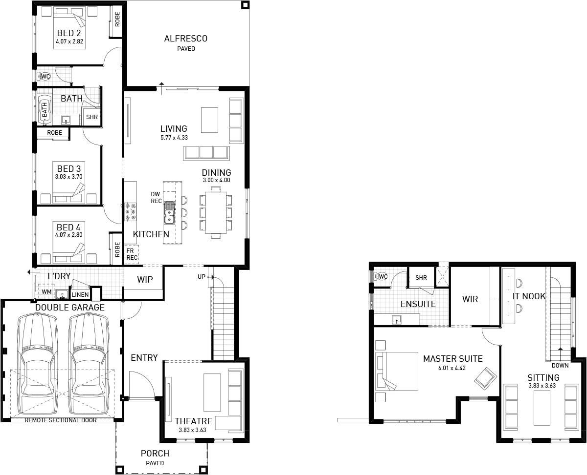 Chef House Plans With Kitchens