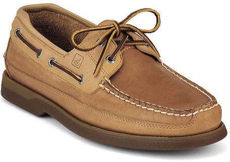 Mako 2-Eye Canoe Moc   Boat shoes mens