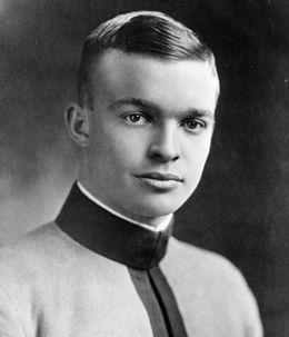 Dwight D Eisenhower As A West Point Cadet Ca 1911 1915