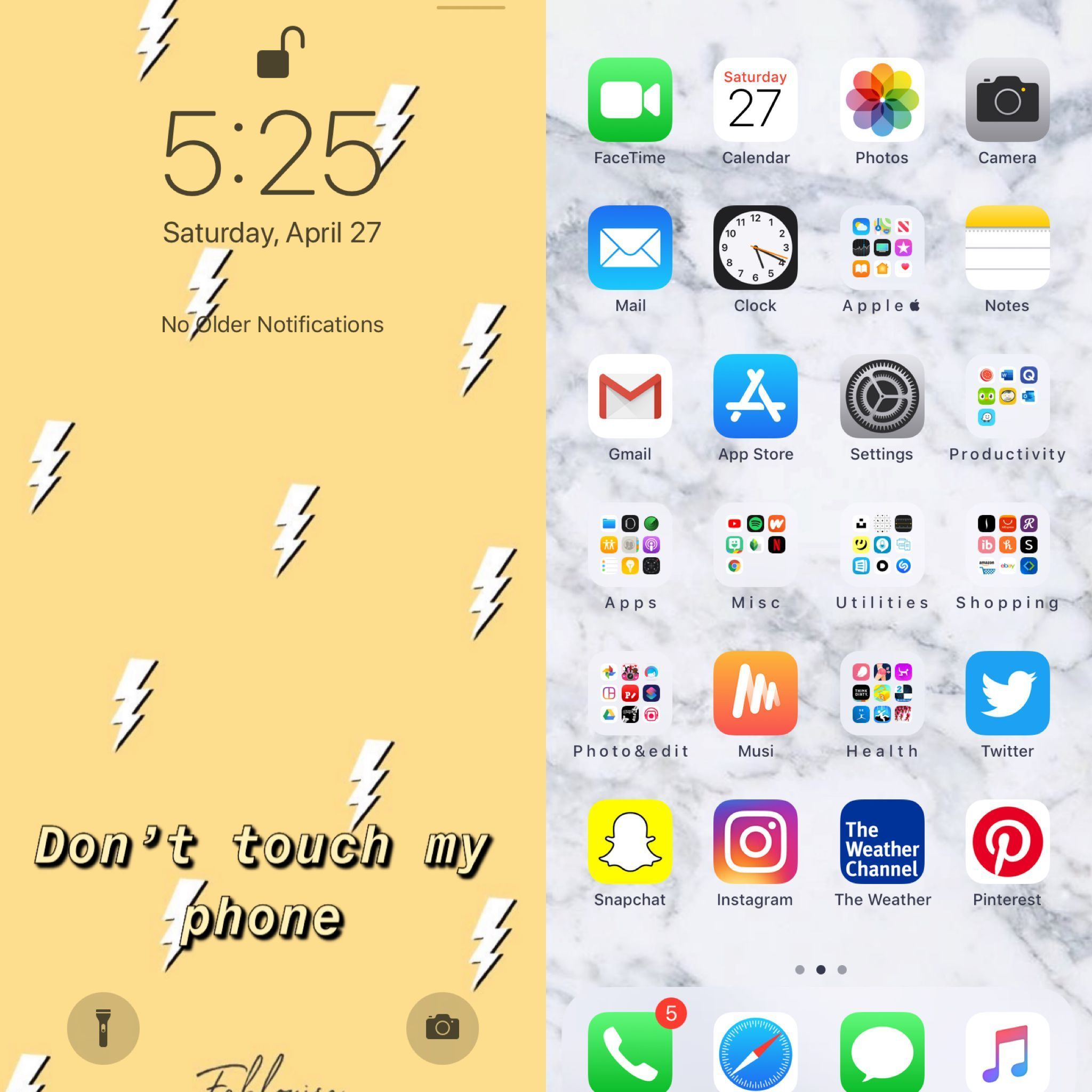 Home Lock Screen Combos Organize Phone Apps Iphone App Layout Phone Apps Iphone