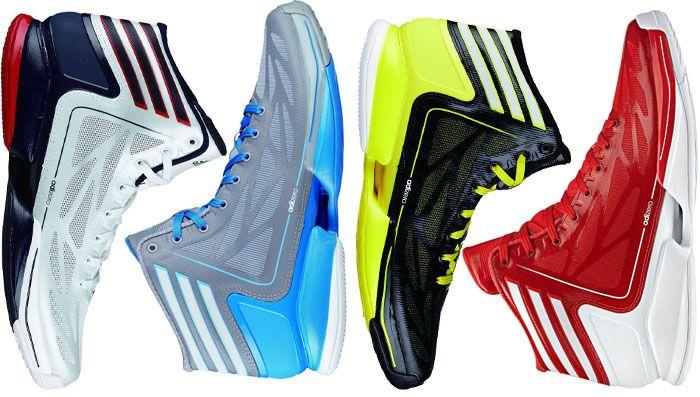 adidas adiZero Crazy Light 2 – Upcoming Colorways  630bda5003