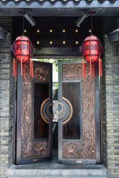 Restaurante doors: inspiration trends