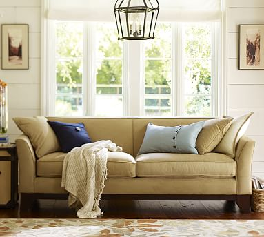 Greenwich Upholstered Sofa #potterybarn. Probably My Favorite Sofa, And  Itu0027s Been Available At