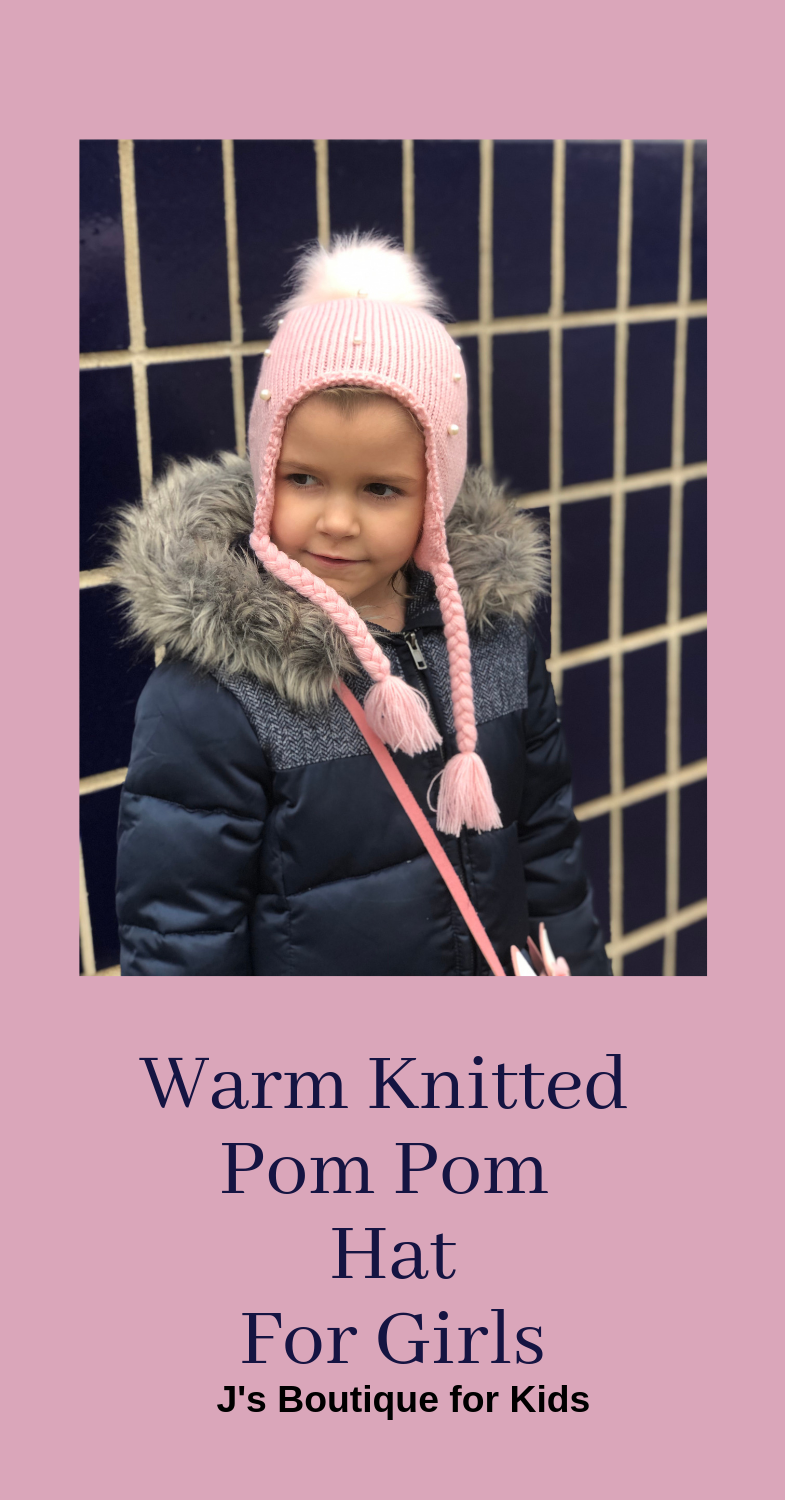 436745026 This fun beanie is a perfect accessory for your child to protect her ...