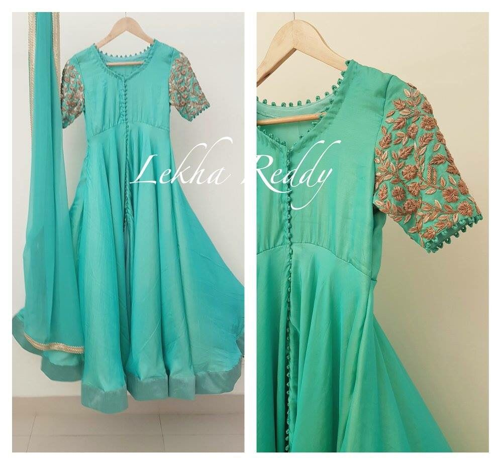 Pin by Sahithya Reddy on Designer wear\'s | Pinterest | Anarkali ...