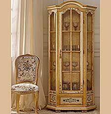 mobili per il soggiorno classico e di lusso in stile veneziano e ... - Arredamento Classico Fiorentino