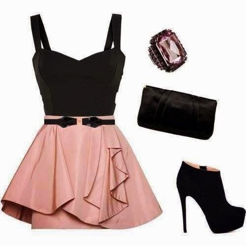 Outfit Elegante La Mejor Combinación
