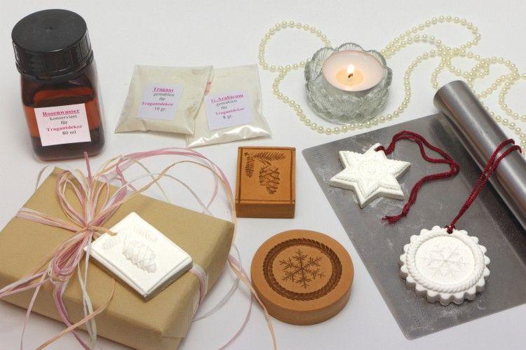 www.springerle.com - Decorative Tragacanth Ornaments