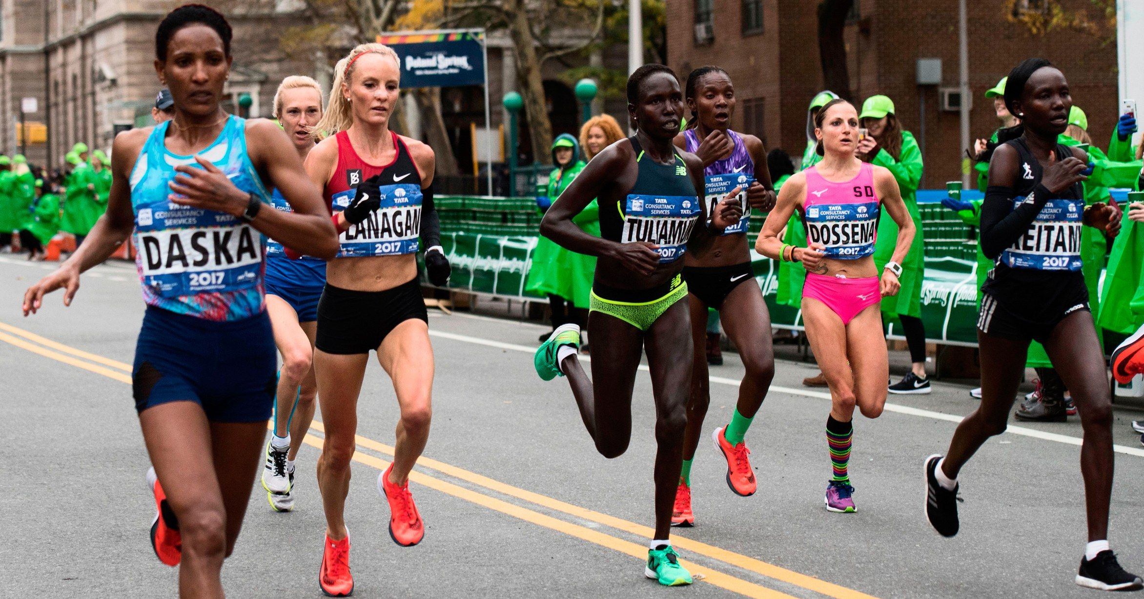 Runners Attempt Eliud Kipchoge's World Record Marathon ...