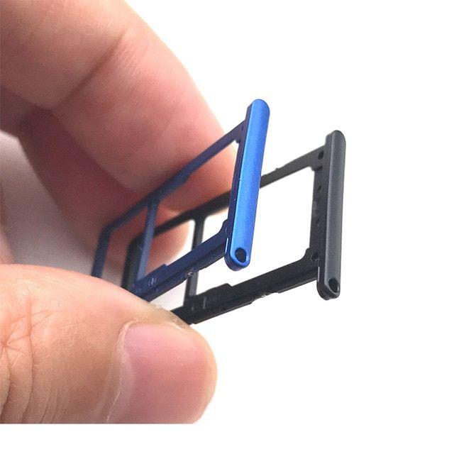 Huawei P20 Lite Sim Karte.Sim Card Tray For Huawei P20 Lite P20lite Sim Card Reader