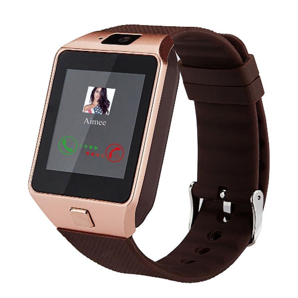 Dz09 smartwatch sim card bluetooth for Android xiaomi