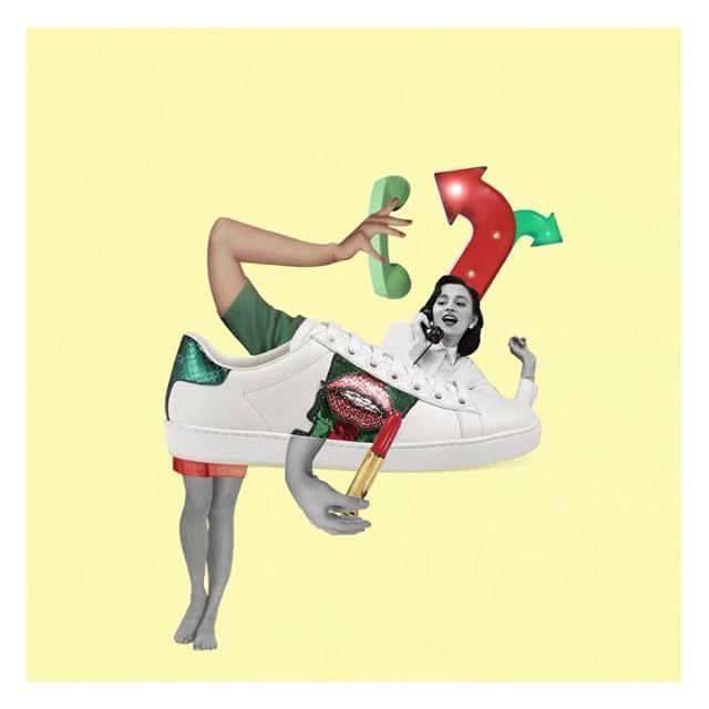 Lucia Meseguer (@lumese) for #24HourAce Los collages minimalistas de Lucía Meseguer mezclan lo familiar y lo ajeno, creando figuras de pop art eclécticas a través de partes del cuerpo y objetos familiares. El trabajo de esta artista del collage española se caracteriza por su tono estrafalario y personal, con divertidas figuras anatómicamente incoherentes, como un conjunto de caras mirando desde detrás de una figura moderna o brazos y piernas sueltas que se fusionan con objetos estáticos. La…