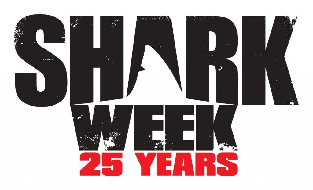 25th anniversary shark week